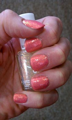 Soul Mate by SinfulColors + Shine of the Times by Essie