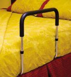 Essential Medical Supply Standard Hand Bed Rail The Endurance Hand Bed Rail is designed to help users get in and out of bed. Unit includes a securing strap to