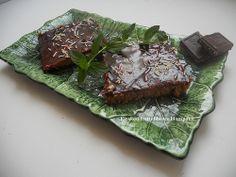 Kiosko di frutti di bosco: Minttu-mokkaruudut - Quadrotti caffè cioccolato e ...
