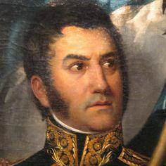 General Jose de San Martin.
