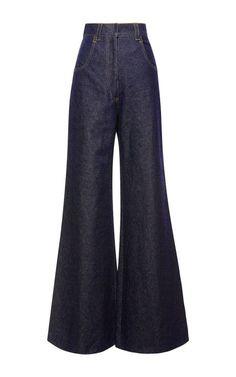 Denim Jean by Natasha Zinko for Preorder on Moda Operandi