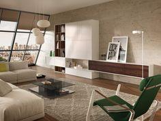 Lente in je interieur met de lichte uitstraling van de Scopia hülsta meubels.