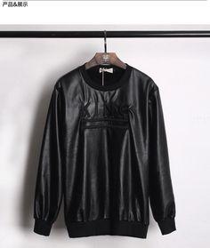 Encontrar Más Sudaderas Información acerca de S006 camisetas de los hoodies  hombres revestimiento de lana llena d40df1af8fd