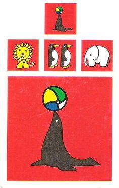 zeehond Miffy, Creative Play, Zine, Illustration, Crafts, Animals, School, Lyrics, Manualidades