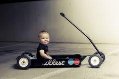 This will be my son Custom Radio Flyer Wagon, Radio Flyer Wagons, Men Vs Boys, R Vinyl, Drift Trike, Red Wagon, Kids Board, Kids Ride On, Bike Style