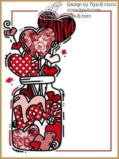 Bugaboo has a large variety of images for all of your digi stamping, digitizing, card making and scrapbooking needs. Cute and whimsical to Sassy and Snarky. Bugaboo, Digi Stamps, Minnie Mouse, Disney Characters, Fictional Characters, Whimsical, Card Making, Jar, Scrapbook