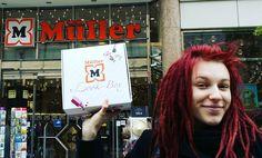 Jenny´s Testerei: Look Box Frühlingszauber - Müller Drogerie