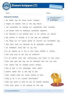 School Stuff, Dutch, Dutch Language