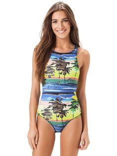 54a4e541666 28 Best One piece swimmsuits images | Trajes de baño, Escote, Traje ...