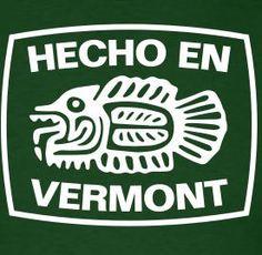 Men's Phish Hecho En Vermont White Logo Lot Shirt