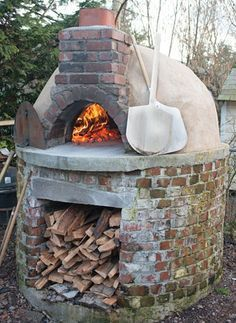 "How-To Build a 42"" Wood Fired (Pizza) Oven 