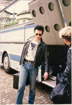 Alan Wilder and Martin Gore of Depeche Mode Dave Gahan, Great Bands, Cool Bands, Martin Gore, Band Pictures, My Only Love, I Have A Crush, Lie To Me, Forever Grateful