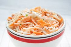 Basischer Karotten-Kraut-Salat
