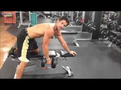 How To: Individual Bent over Rows #Bentoverrows #workingout #tips #gym #fitness #slambooyfitness