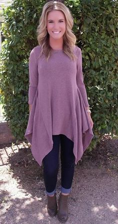 Picture of Avery Autumn Sweater (mauve)
