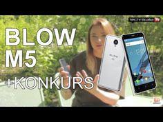 Smartfon BLOW M5 test + KONKURS