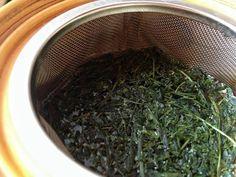 Sencha Ohira - fresh taste without disturbin elements.