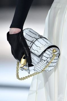 Bag and Purse Trends Fall 2018 - Runway Bags Fall 2018