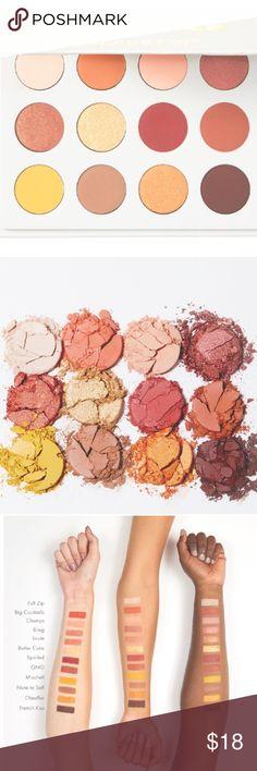 Colour Pop Yes, Please Eyeshadow Palette New Colour Pop Yes, Please Eyeshadow Palette New Authentic Sephora Makeup Eyeshadow