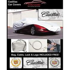 Car Cover for Cadillac SUV or Van | Find.com