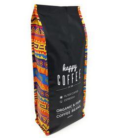 Happy Coffee Bio Espresso Bohnen