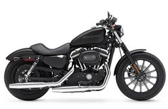 Harley-Davidson Sportster Iron 833 for is an amazing way to become familiar with the caste motorcycle. It is a model with original Harley 883 cc engine of cut fenders and fuel tank shapes peanuts, each piece Harley Sportster Iron 883 h Harley Davidson Sportster 883, Sportster 883 Iron, Harley Davidson Motorcycles, Harley Nightster, 883 Harley, Custom Sportster, Custom Motorcycles, Custom Bikes, Harley Davidson Dark Custom