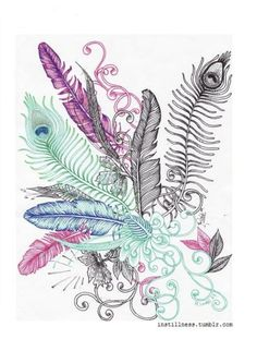 tattoo feathers... hope is a thing with feathers perches in the soul, sings the tune without the words and never stops at all.  one to signify each surrogacy journey