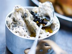 Smeuïge herfstpuree A Table, Mashed Potatoes, Oatmeal, Pudding, Ice Cream, Cooking, Breakfast, Ethnic Recipes, Desserts