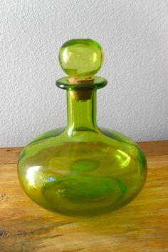 green jeanie bottle!!