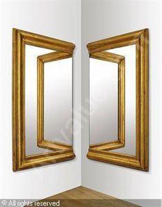 """Michelangelo Pistoletto, """"Divisione e moltiplicazione dello specchio"""", 1978"""