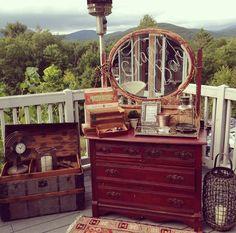 Our Cigar Bar, Onteora Mountain House Hudson Valley Vintage Rentals