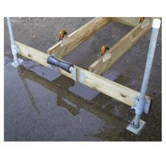 Multinautic - Ramp Kit for PWC or Small Watercraft 1200 lb - 19223 - Home Depot Canada