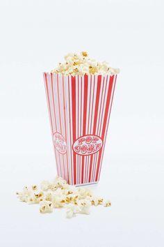 Popcorn-Schale