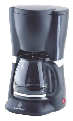THE SUPPLY SHOPPE - Product - RHCM5 RUSSELL HOBBS FILTER COFFEE MACHINE Filter Coffee Machine, Drip Coffee Maker, Coffee Machines, Hobbs, Coffee Making Machine, Espresso Maker