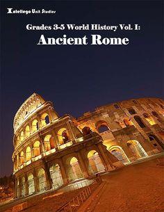 3-5 World History Volume I: Ancient Rome fall 2016