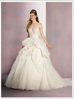 Aurora, style 260 ~ Alfred Angelo Disney Collection