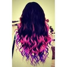 Image result for colourful hair styles