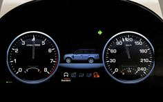 Collection of car interior, UX images. 2010 Range Rover, Landrover Range Rover, Car Ui, Dashboard Ui, Interactive Design, One Design, Gauges, Jaguar, Porsche