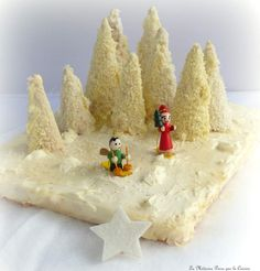 Tables, Cake, Desserts, Christmas, Snow, Children, Recipes, Kitchens, Mesas
