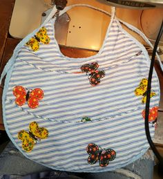 Adult bib - waterproof, machine washable, small by SpecialHonorDesigns on Etsy