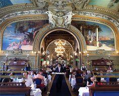Le Train Bleu Restaurante, vale a pena?