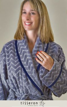 Choosing a women's robe is a challenging task as there are a large variety of choices as compared to men's robes. So we have some #luxuriousrobes for women with different colors and designs.