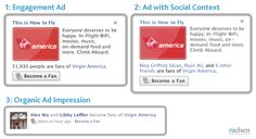 Chapter 10 Social Advertising Examples of Facebook Advertisements