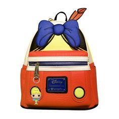 8af036f0dd2 Disney Pinocchio Loungefly Mini Backpack BONUS Funko Mystery Keychain NEW  703929987734   eBay