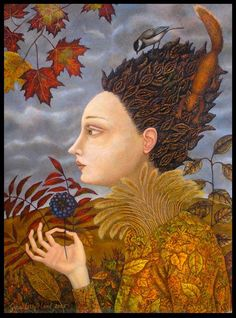 Gina Litherland「Autumn, from The Four Seasons」(2005)