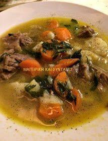 Ελληνικές συνταγές για νόστιμο, υγιεινό και οικονομικό φαγητό. Δοκιμάστε τες όλες Greek Recipes, Soup Recipes, Cooking Recipes, Healthy Recipes, Greek Cooking, Asian Cooking, Cyprus Food, Food For Thought, Soul Food