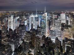"""Gotham and Beyond"" di Luca Campigotto in mostra a New York (FOTO)"