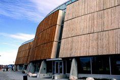 Katuaq Cultural Center  Nuuk, Greenland