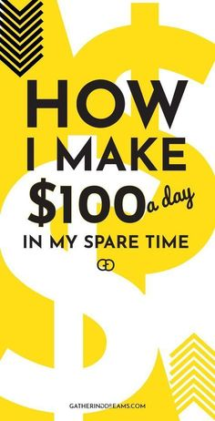 The best 15 ways to make extra money fast. No matter what your skills are, you can find something that will work for you! You can earn up to $100 a day, that's up to $3,000. It's up to you how much you want to work! Pinning it now! Make Money   Make Money Online   Make Money From Home   Make Money at Home   Make Money Fast   Money Making Ideas   Money Savings Tips
