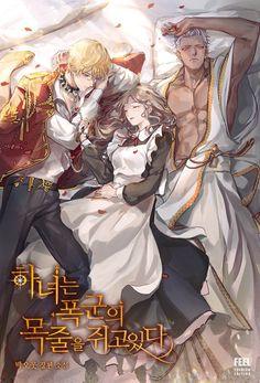 Manhwa Manga, Manga Anime, Anime Art, Manga Couple, Anime Love Couple, Medieval Pattern, Manga Collection, Romantic Scenes, Beautiful Cover